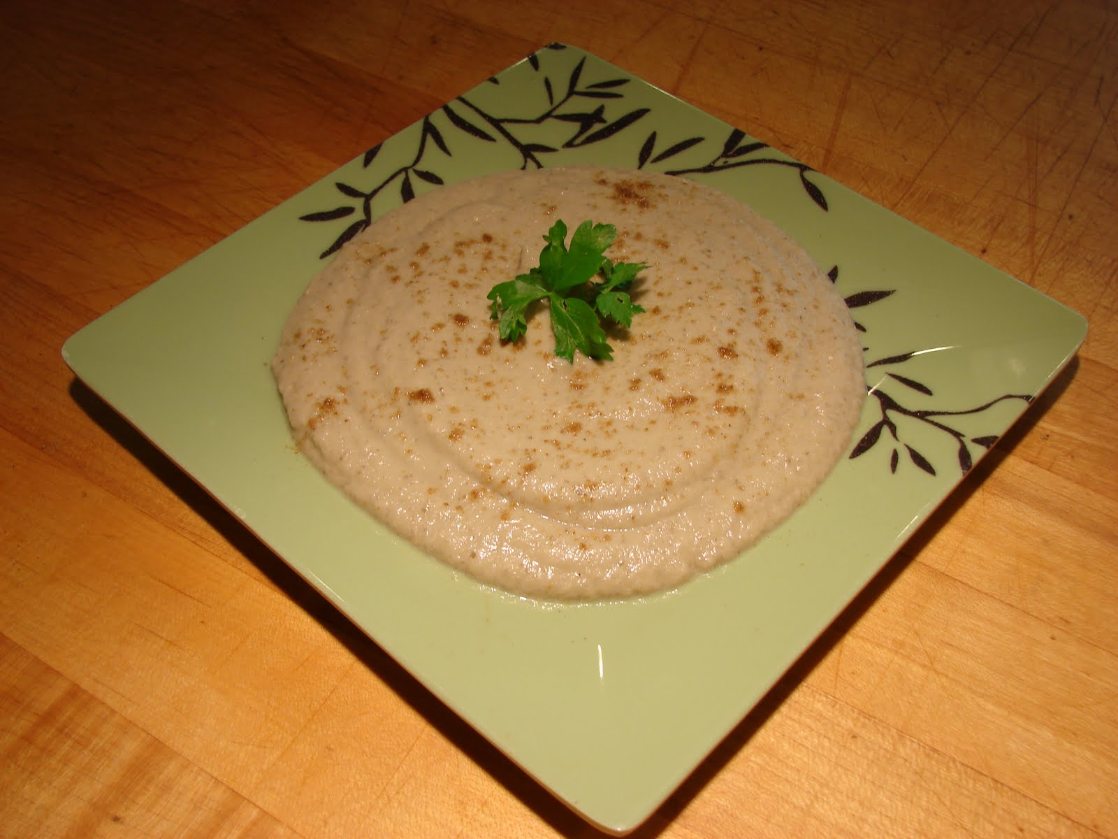 Baba Ganoush - Roasted Eggplant Dip with Tahini and Lemon Recipe - The ...