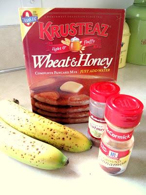 Whole wheat pancake mix recipes