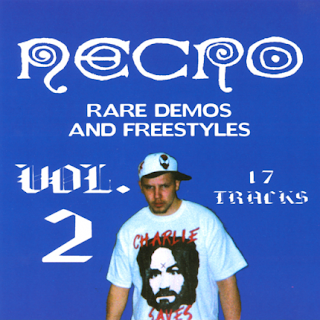 Necro - Rare Demos And Freestyles Vol.2