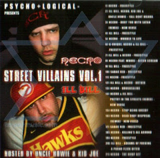 Necro Ill Bill - Street Villains Vol.1
