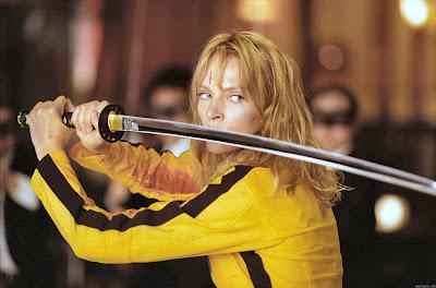 uma thurman bride kill bill samurai sword