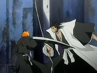 ichigo fight kenpachi zaraki sword Gotei 13 Captain 11th Division