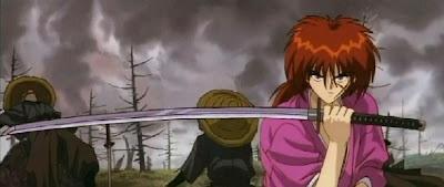 Rurouni Kenshin Himura Hitokiri Battousai fight