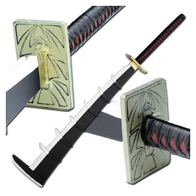 Wooden Abarai Renji awakened Zabimaru Sword replica SwordsSwords zanpakutou