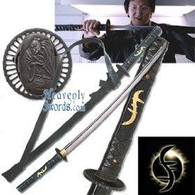 Heroes Takezo Kensei Sword Replica Heavenly swords