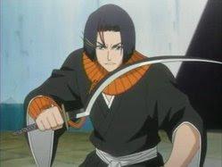 Ayasegawa-Yumichika-Shikai-Fuji-Kujaku-Zanpakuto-Bleach-Sword