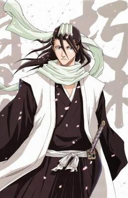 Kuchiki Byakuya Zanpakuto Senbonzakura Sword Replica