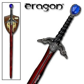 eragon, eragon sword, eragon sword zar roc, movie sword, sword of eragon, sword replica, zar'roc, zar'roc sword, topswords