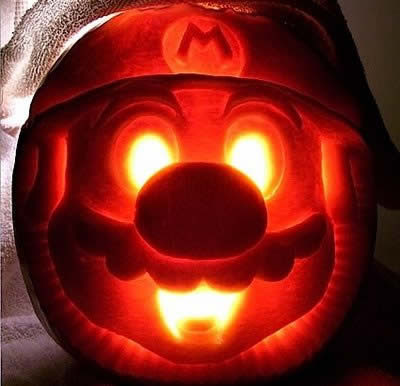 The pictures blog of mr malao 39 s pumpkin carvings Easy pumpkin painting patterns