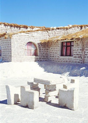 Dormire in una favola Bolivia+Salt+Hotel+15