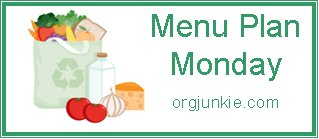 [Menu+Plan+Monday]