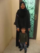 me & my li'l boy