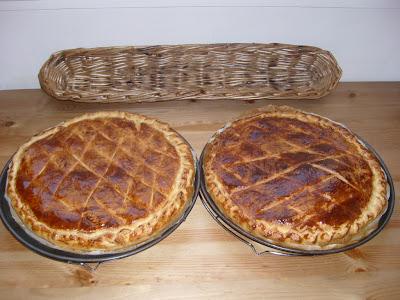 Les passions de v ronique recette galette des rois for Decoration galette des rois