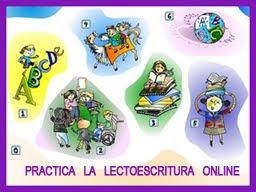 JUEGOS DE LECTOESCRITURA