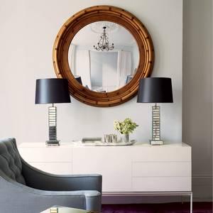 {image Via Homeandgarden.com}. The Convex Mirror ...