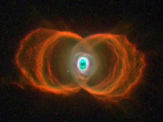 Nebulosa Reloj de Arena
