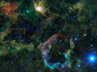 Supernova IC 443