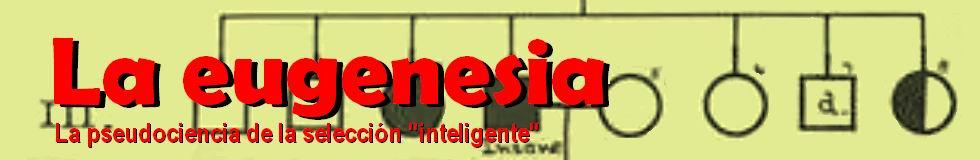 La eugenesia