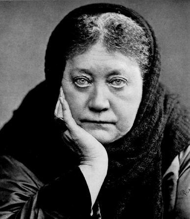 Madame Blavatsky, fundadora de la Escuela Teosófica