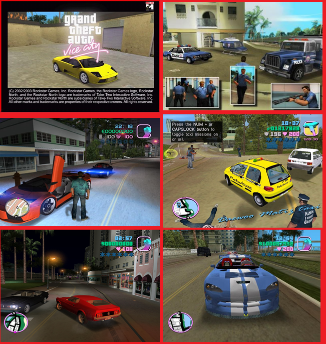 free download of games vice city 2010