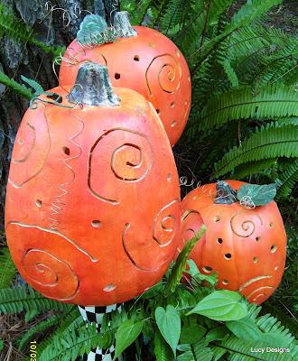 rotozip carved pumpkins
