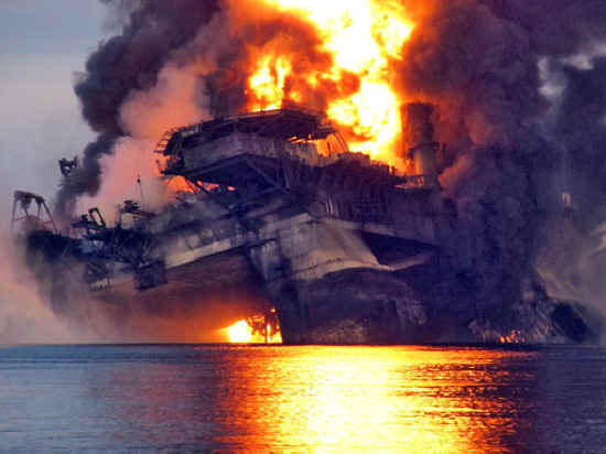 conclusion of bp oil spill Bp's deepwater horizon oil well explosion last year killed 11 workers and  what was the size of the area affected by the oil spill  noaa said there was  no basis to conclude that the gulf recovery will be complete by 2012.