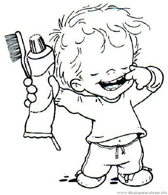 Dibujos De Higiene