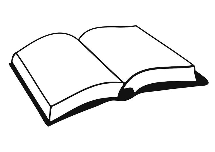 Dibujos sobre libros abiertos - Imagui