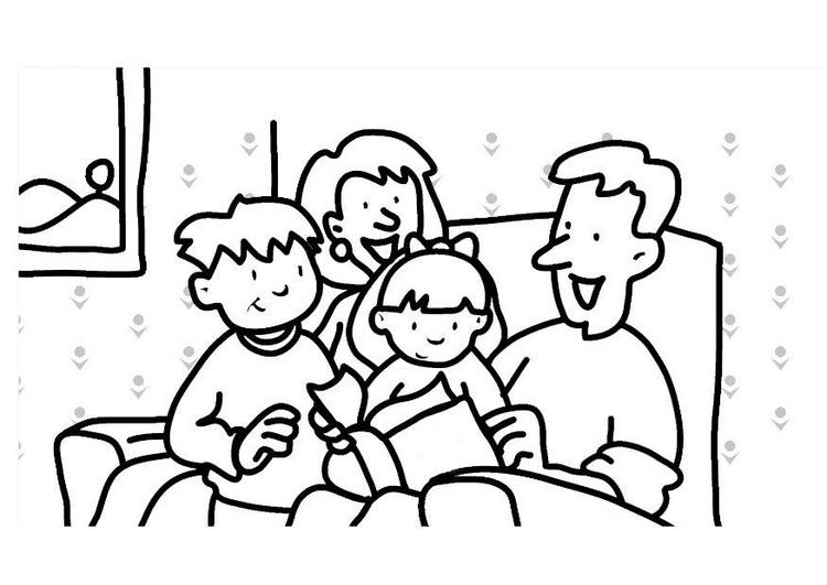 dibujos de la familia  e2 99 a5
