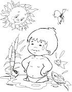 Vacaciones de verano ♥ (dibujos de verano gratis )