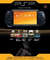 PSP 2000 Console - Piano Black