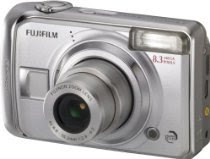 Fujifilm Finepix A820 8MP Digital Camera with 4x Optical Zoom