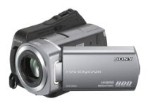 Sony DCR-SR65 1MP 40GB Hard Drive Handycam Camcorder with 25x Optical Zoom