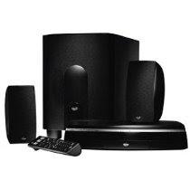Klipsch CS-700 2.1-Channel Home Theater Sound System