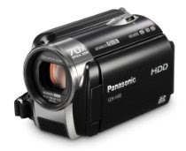 Panasonic SDR-H80 SD and HDD Camcorder (Black)