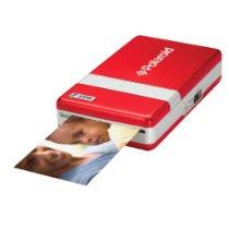 Polaroid Pogo Instant Digital Mobile Printer (Red)