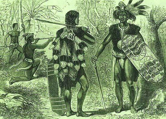 Sea Dayak Culture