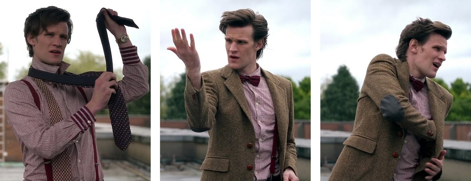 Making my 11th doctor costume series five costume index for Paul smith doctor who shirt
