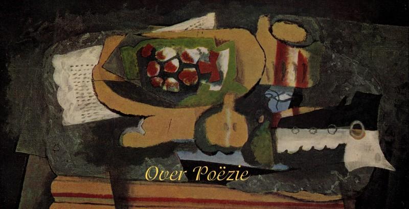 Over Poëzie, Analyses van een stuk of wat gedichten