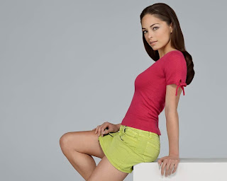 Top 8 Sexiest Woman 2009 kristin kreuk