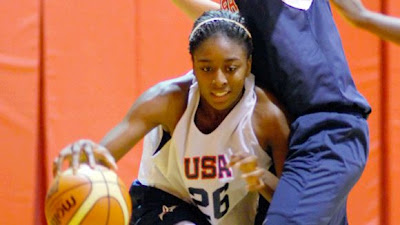Nneka Ogwumike Basketball Picture