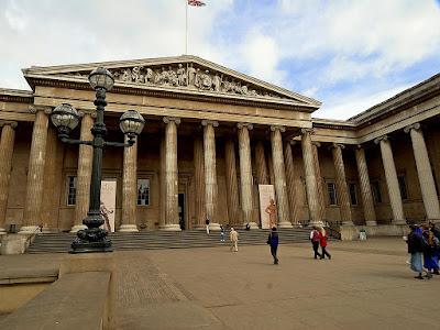 British Museum London Wallpaper
