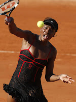 Venus Williams in Tennis Outfit