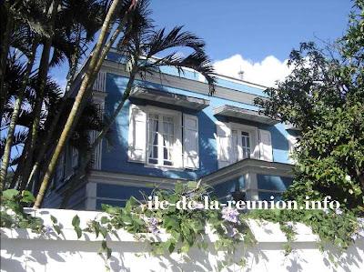Fond d'ecran - Villa créole à La Reunion