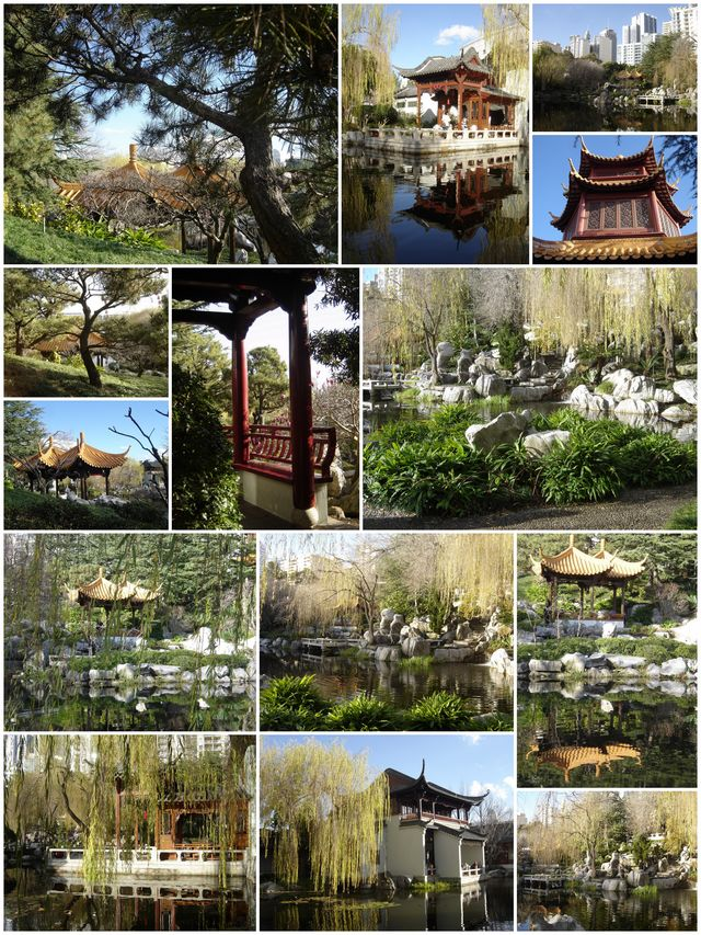 Jardin chinois de Sydney