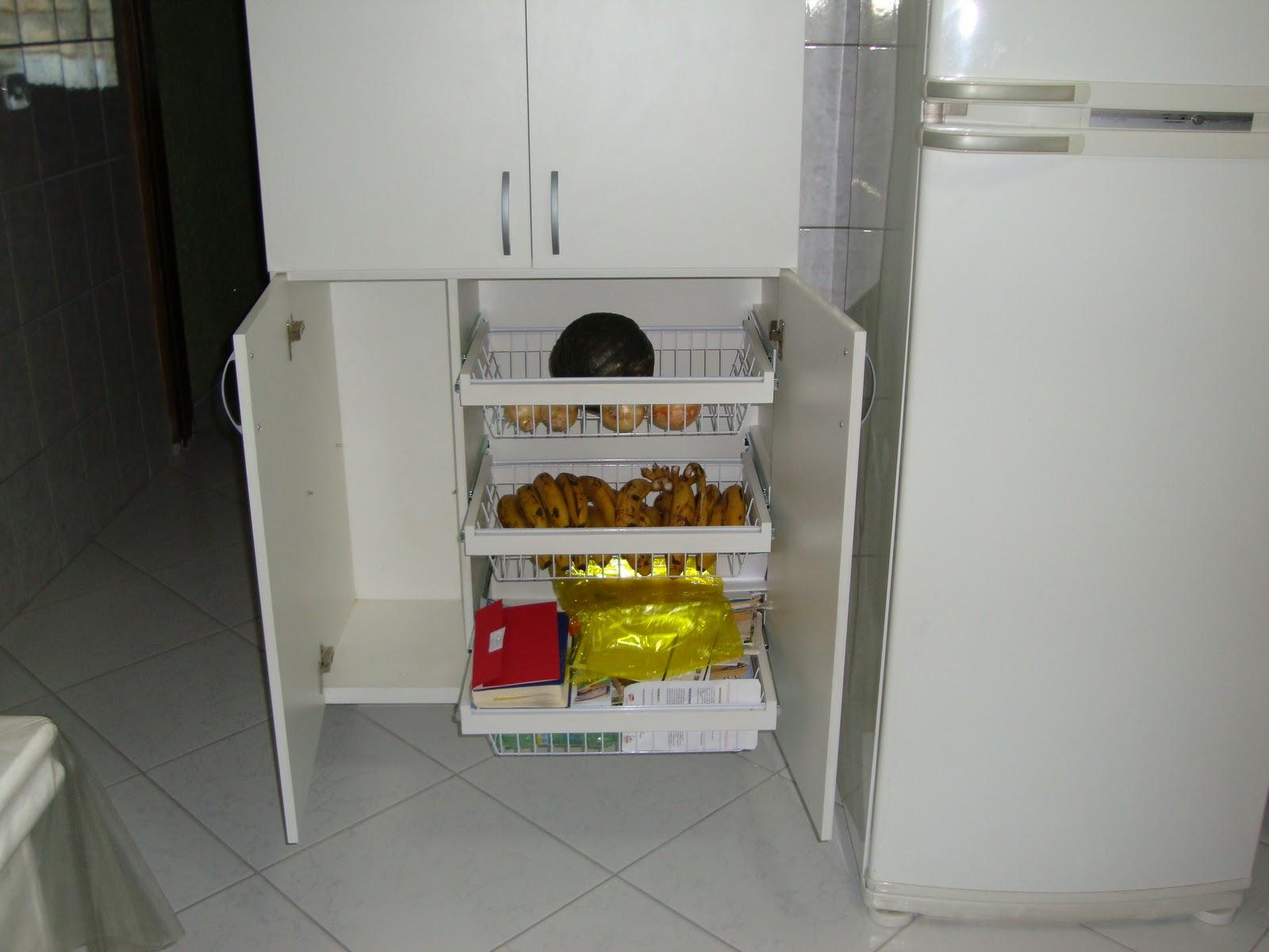 Adesivo De Parede Para Quarto Feminino ~ PROJETADOS CM CM Fruteira dentro do armário da cozinha