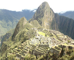 MACHU PICCHU PARA EL MUNDO