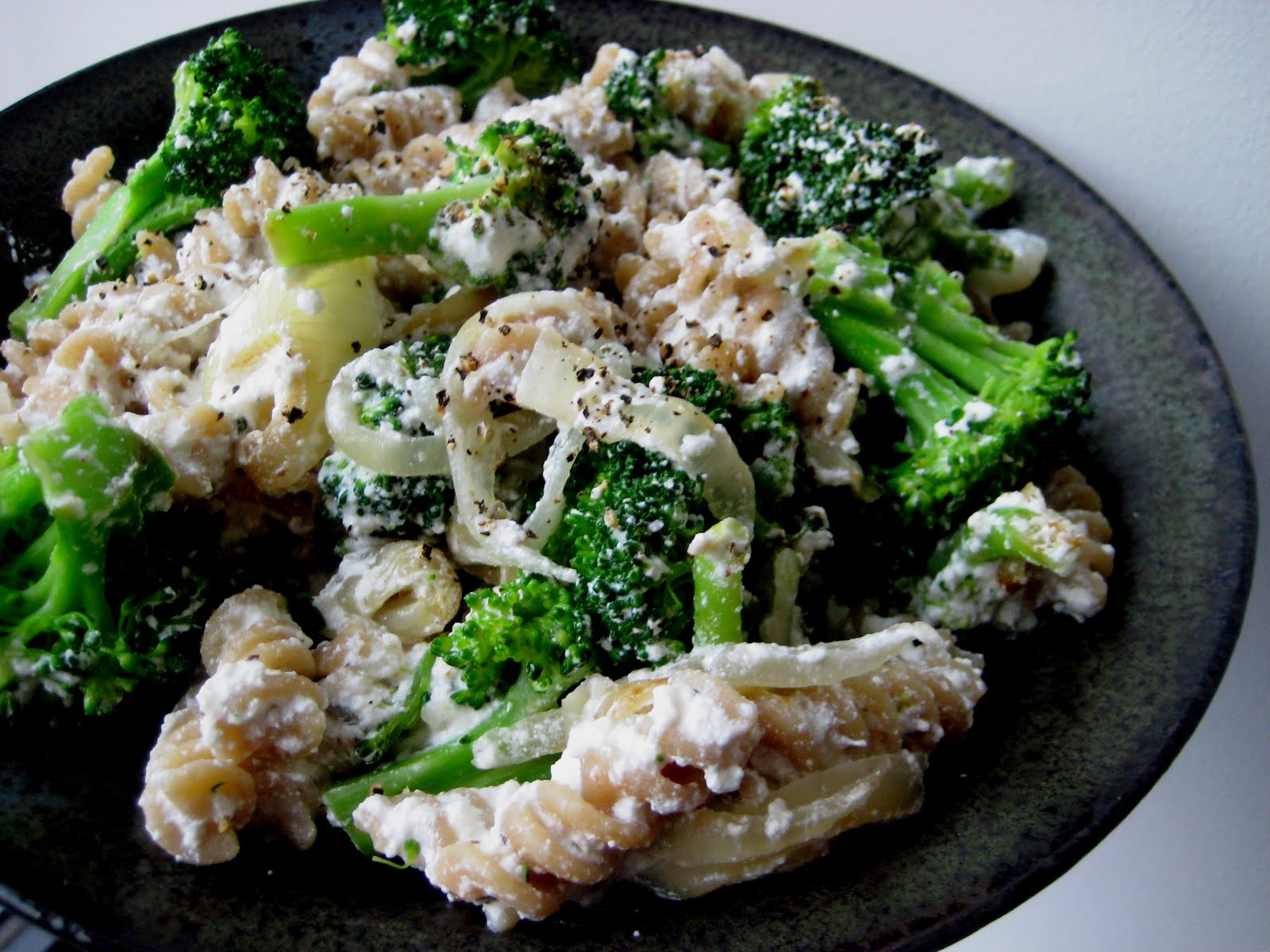 rabe gnocchi with spicy sausage caramelized onions and broccoli rabe ...