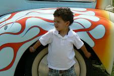 Diegos fantasy car