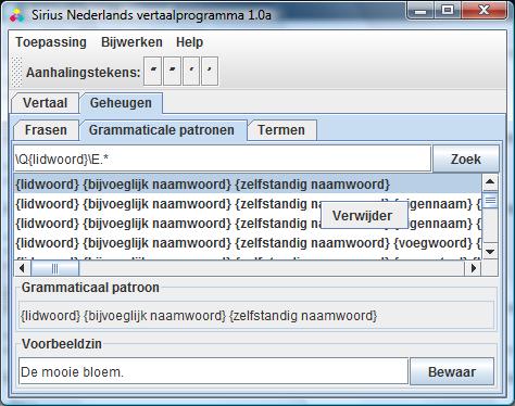 basis nederlandse grammatica